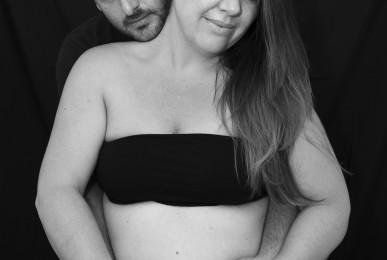 Sesión Embarazada Sylvia Robles y Pablo Gil