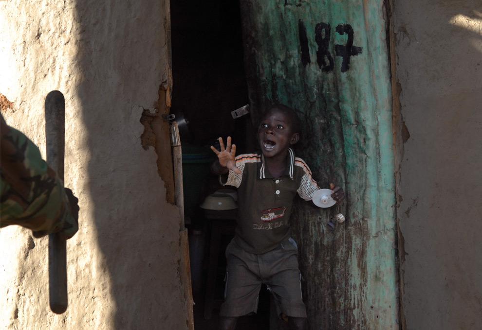 Fotografía de Walter Astrada en Kenya